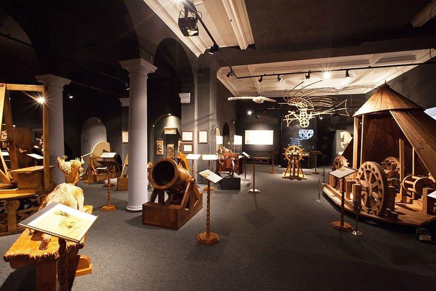 Музей Леонардо