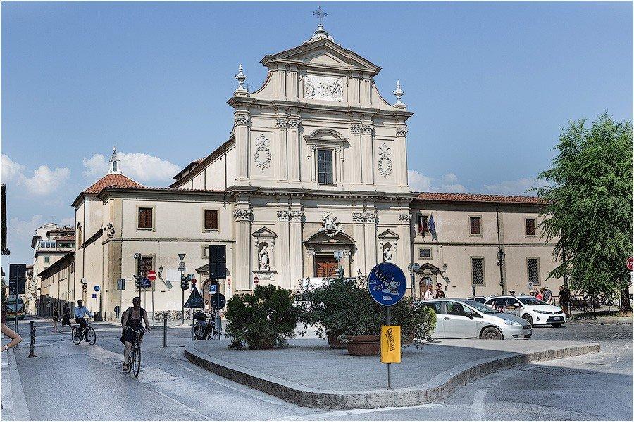 Монастырь Сан-Марко