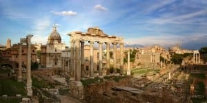 Центр античного Рима