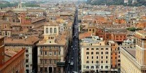 Длинная улица Рима