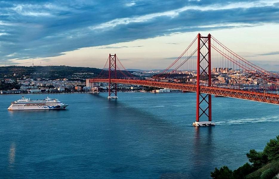 Лиссабон за 1 день