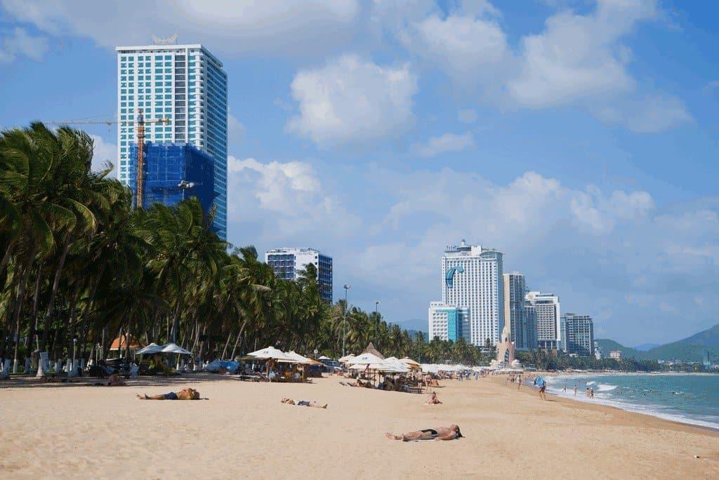 Пляж Нха Транг (Вьетнам)