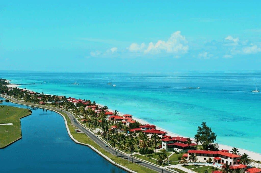 Курорт Варадеро (Куба)