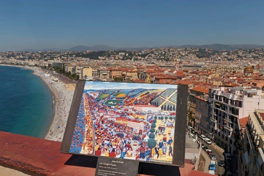 Вид со смотровой площадки Римского холма