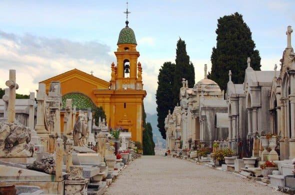 Кладбище Шато