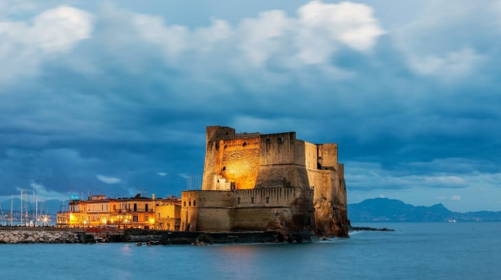 Крепость дель Ово
