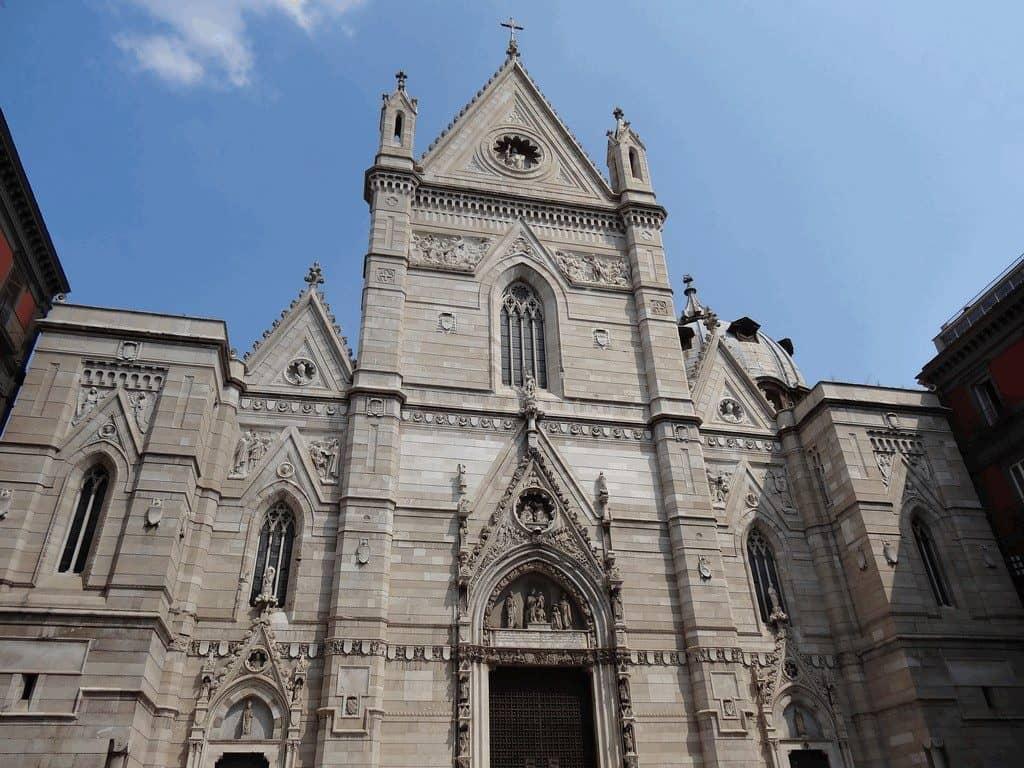 Собор святого Януари в Неаполе