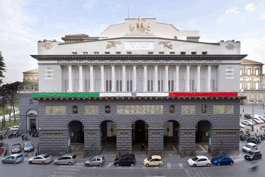 Опера Сан Карло в Неаполе