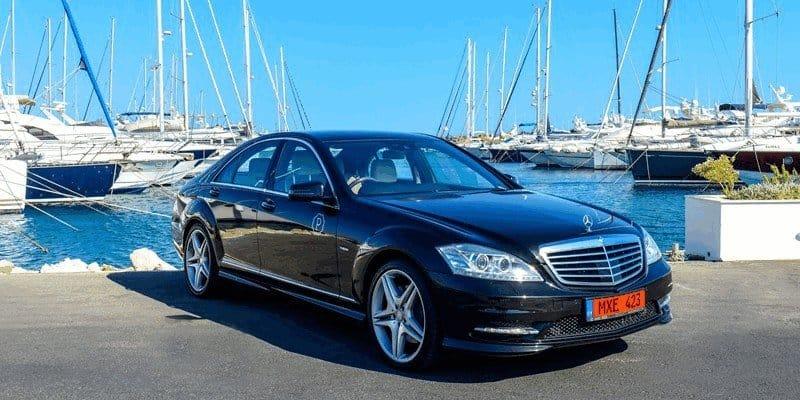 Автомобиль на Кипре