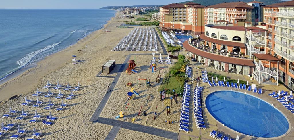 Отель Sol Luna Bay в Обзоре (Болгария)