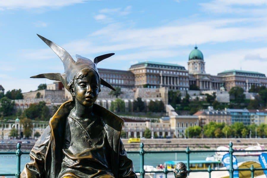 В Будапешт с детьми