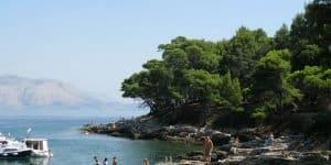 Отдых на острове Локрум