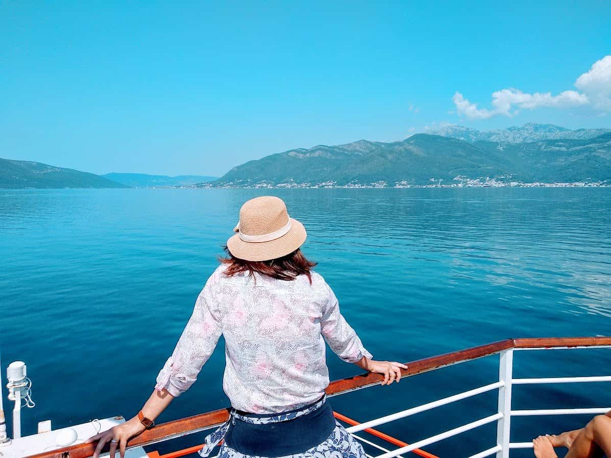 Черногория - Боко-Которский залив