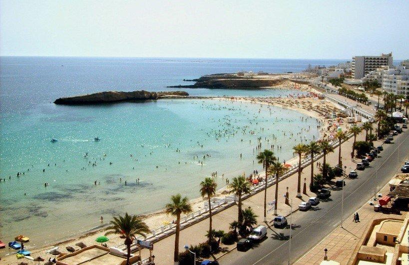 Солнечный и гостеприимный Тунис