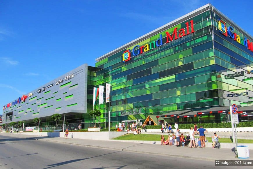 "Торговый центр ""Grand Mall"" (Варна)"