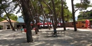 Ресторан и зона отдыха