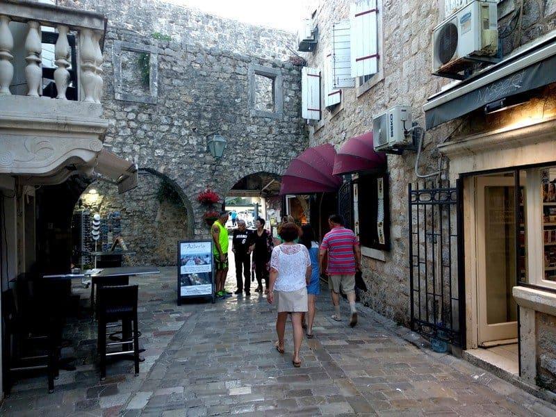Старые и новые ворота в город