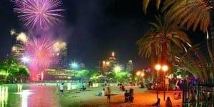 Европейский новый год в Тайланде
