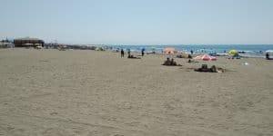 Широкие пляжи Ульциня