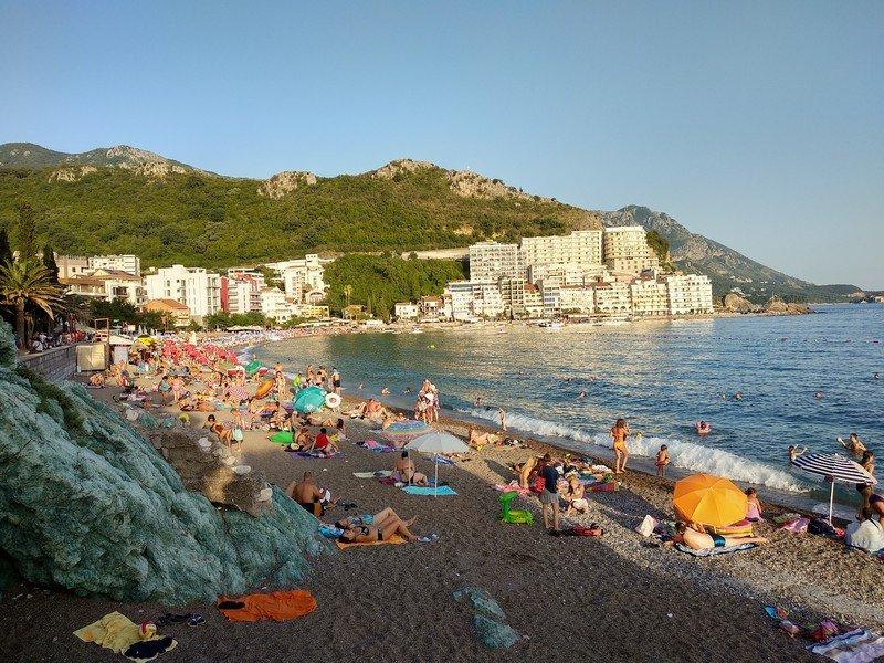 Пляж Рафаиловичи