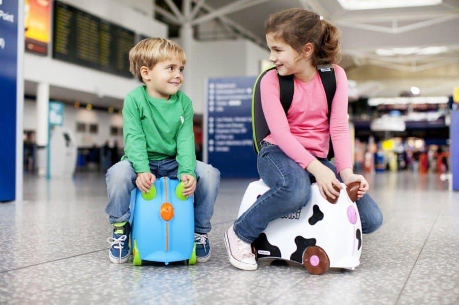 Страхование детей в отпуск