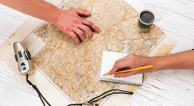 Страны на карте куда ехать не стоит