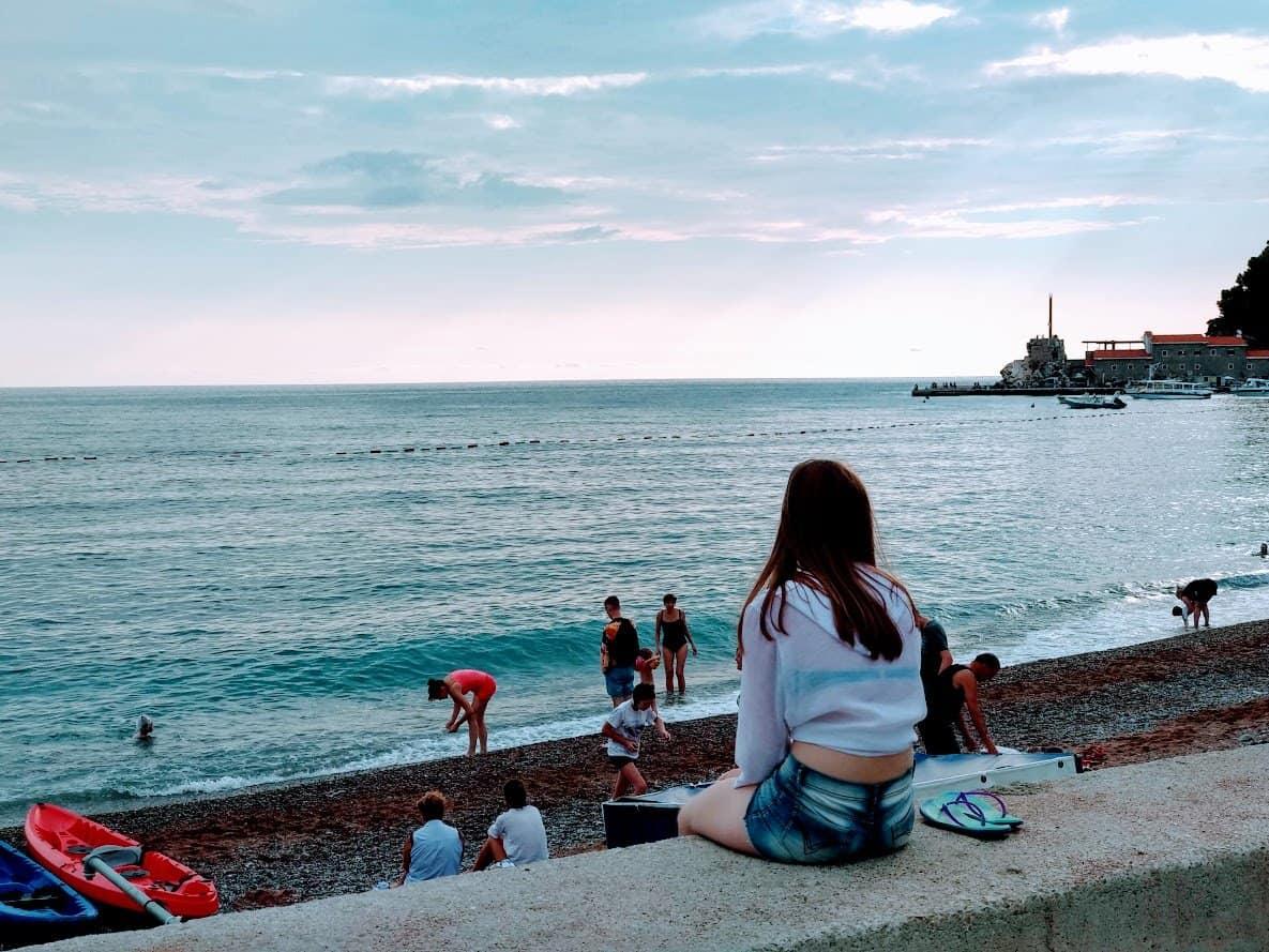 Петровац пляж