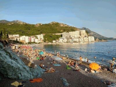 Пляж в Рафаиловичи