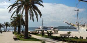Порт в Тивате