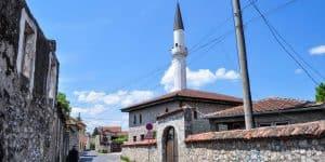 Мечеть старого города