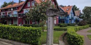Дом в Неринге, Литва