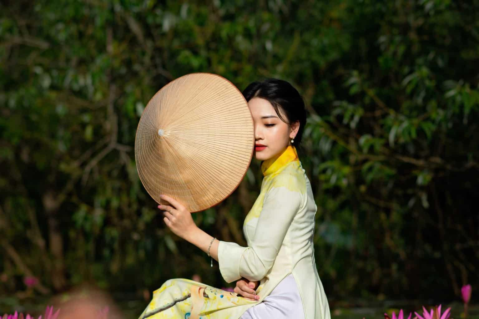 Девушка во Вьетнаме