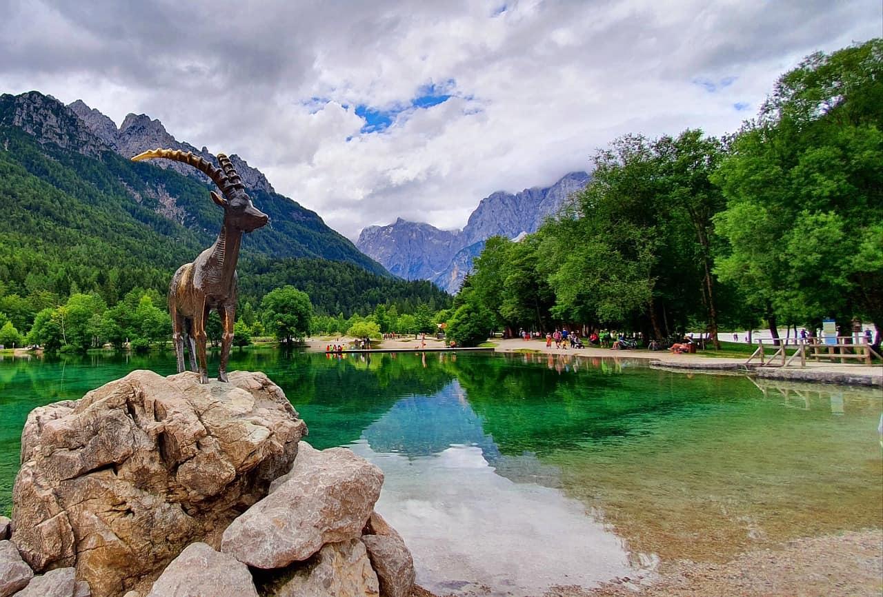 Пейзажи Словении